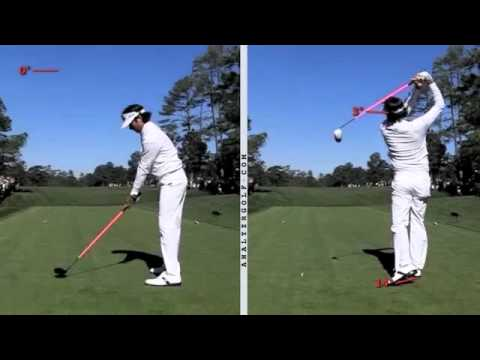 BUBBA WATSON JUMPING FOR MORE DISTANCE…By The Golf Swing Speed Challenge…