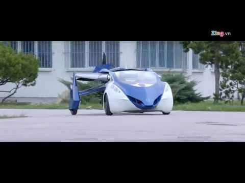 5 mẫu xe bay nổi tiếng nhất thế giới