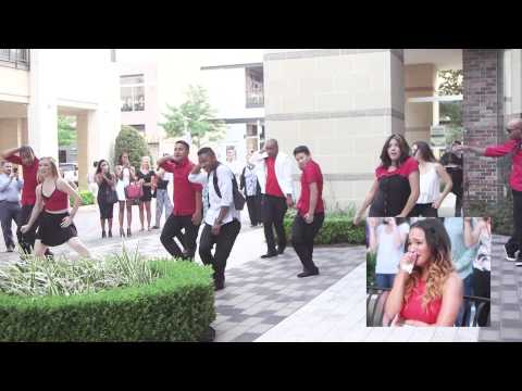"ROMANTIC DANCE PROPOSAL | ""You And I"" By John Legend"