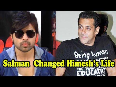 Here's How Salman Khan Changed Himesh Reshammiya's