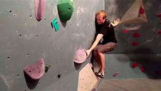 Burning off energy @Bouldergarten Berlin 12.11.2018 by Bouldering Berlin