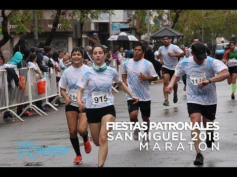 Más de 2500 personas participaron de la Maratón