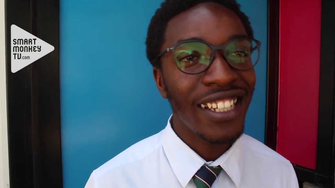 Namibia's Pitch Night winner Kaveto Tjatjara - creating a waterless loo for price of a mobile