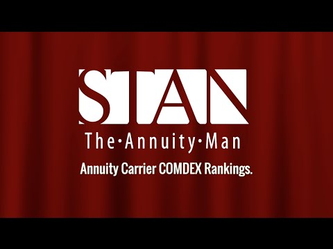 Annuity Carrier COMDEX Rankings