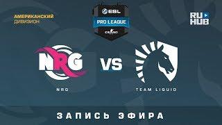 NRG vs Team Liquid - ESL Pro League S7 NA - de_train [GodMint]