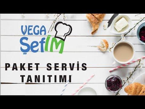Vega Şefim Paket Servis