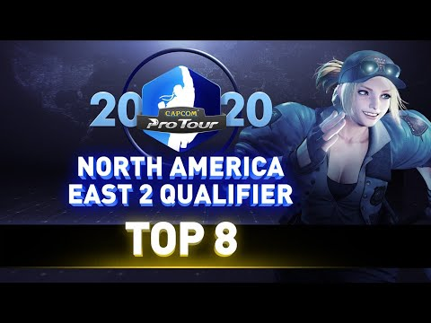CPT 2020 Online North America East #2 - Top 8