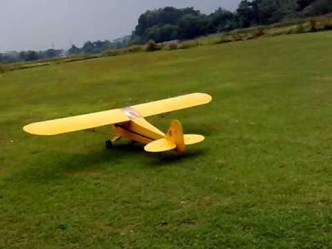 Piper Cub J3 1/3 scale & Super Cub 1/4 Scale