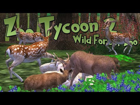 A Forest Full of Frolicking Fawns! • World Zoo Season 3 - Episode #11