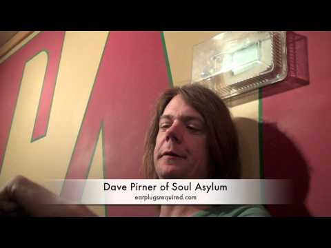 soul asylum - With a new album recently released, Soul Asylum was again out on the road doing what they do best - playing live! We caught up with frontman Dave Pirner at a...