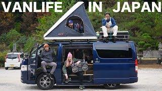 What is Van Life Like in Japan?