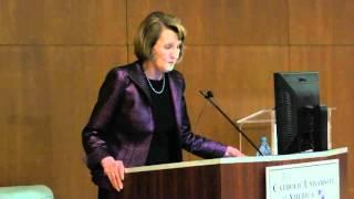 2012 Elizabeth Stone Lecture - Dr Deanna Marcum