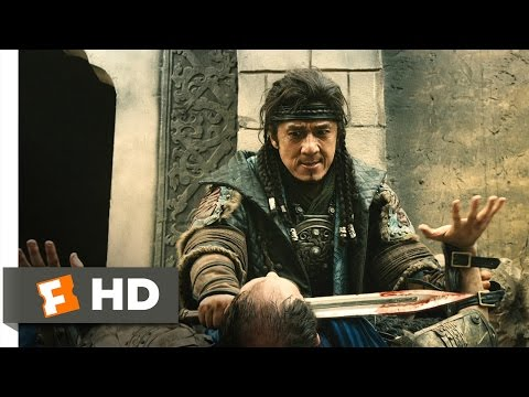 Dragon Blade - A True Roman Never Surrenders Scene (7/10) | Movieclips