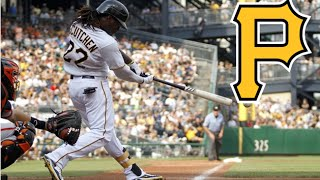 Pittsburgh Pirates | 2014 Home Runs (156)