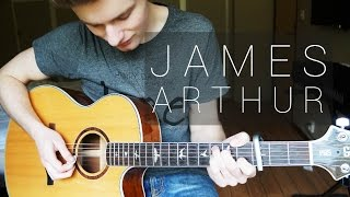 Video James Arthur - Say You Won't Let Go - Guitar Cover (Instrumental) | Mattias Krantz download in MP3, 3GP, MP4, WEBM, AVI, FLV Mei 2017