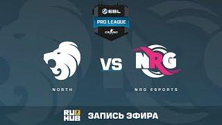 North vs. NRG Esports - ESL Pro League S5 - de_cobblestone [CrystalMay, SleepSomeWhile]