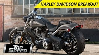 8. Harley Davidson Breakout  | Review - Top Speed - Wheelspin