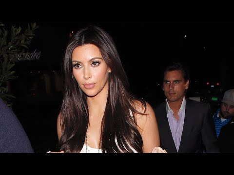Pre-Kids Kim Kardashian Is Asked If She Wants Babies With Kanye West [2012]