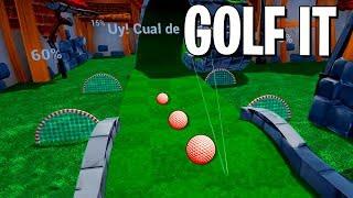 GOLF IT | TODO ES TROLL