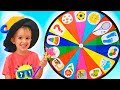 Funny kids Pretend play with Magic wheel Video for children from Vlad and Nikita