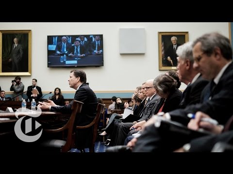 Hearing on Russian Interference in the Election | The New York Times