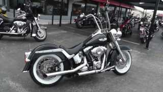 2. 2010 Harley Davidson Softail Deluxe - Used Motorcycle For Sale