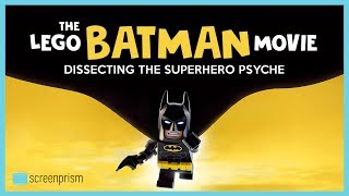 The Lego Batman Movie explores the Batman myth, embracing the different versions of the hero over the years and looking inward at Batman's core themes. Buy or rent the movie on Amazon: http://amzn.to/2rYw38ASign up to our email newsletter for updates on new videos, fun film trivia, news on giveaways, longform content, events and more! http://bit.ly/2oVVB1QIf you like this video, subscribe to our YouTube channel for more: http://www.youtube.com/c/ScreenprismLike ScreenPrism on Facebook: http://www.facebook.com/screenprismFollow ScreenPrism on Twitter: http://twitter.com/screenprismVisit ScreenPrism.com: http://screenprism.com/