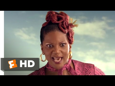 How High (2001) - The Woman in the Sky Scene (7/10)   Movieclips