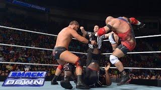 Big Show & Mark Henry vs. RybAxel: SmackDown