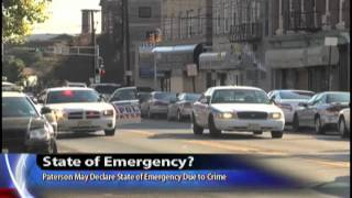 Paterson (NJ) United States  city photos : State of Emergency? Street Violence Plagues Paterson, NJ (Part 1 of 2)