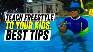 Video How to teach freestyle to your children MP3, 3GP, MP4, WEBM, AVI, FLV September 2018