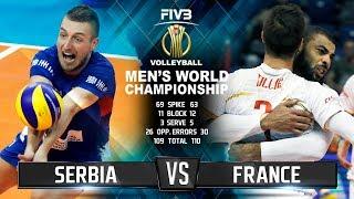 Video France vs. Serbia | Highlights | Mens World Championship 2018 MP3, 3GP, MP4, WEBM, AVI, FLV September 2018
