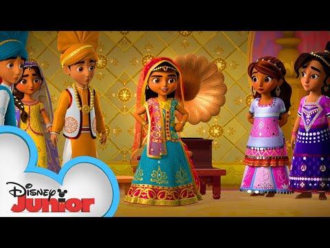 Official Trailer 🎥   Mira, Royal Detective   Disney Junior