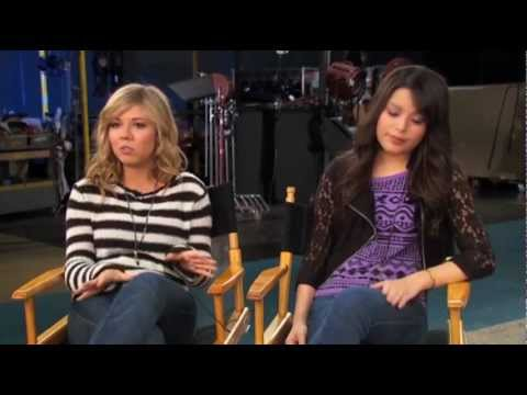 cosgrove - Miranda Cosgrove, Jennette McCurdy and Nathan Kress talk about the ending of their show 'iCarly' and the difficulties of saying goodbye. (Nov. 22)