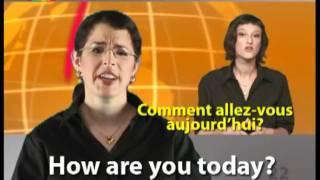 Video Youtube de Apprendre Anglais (d)
