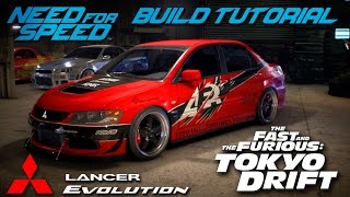 Nonton Need For Speed 2015   Tokyo Drift Sean S Mitsubishi Evo Build Tutorial   How To Make Film Subtitle Indonesia Streaming Movie Download