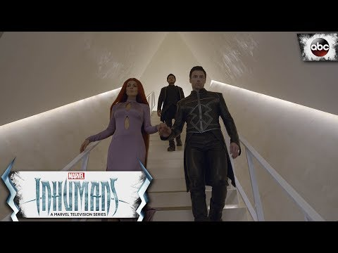Marvel's Inhumans – Official Trailer