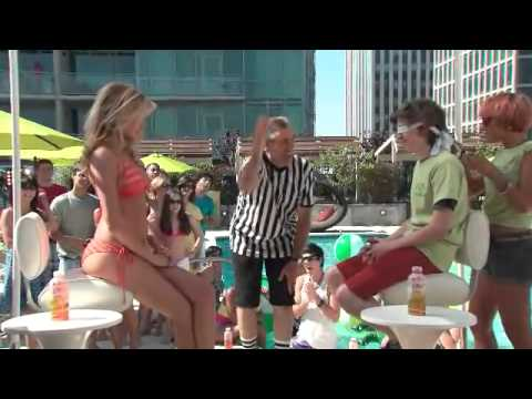 Kate Upton – SoBe Behind the Scenes