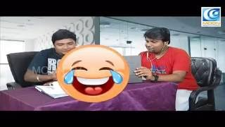 Video Call Center Comedy I Dubaagkur Maaghaan's I MOON TV MP3, 3GP, MP4, WEBM, AVI, FLV Februari 2018