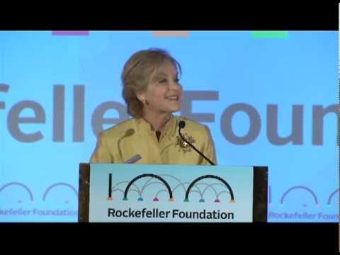 Dinner Remarks:  Judith Rodin and David Rockefeller, Jr.