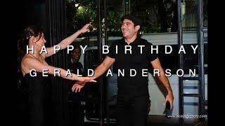 Video Gerald Anderson Surprise Birthday Party By Bea Alonzo #TrentaNaSiBudoy 1/2 MP3, 3GP, MP4, WEBM, AVI, FLV Maret 2019