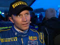 Petter Solberg - Interview with  in rally of wales 2006