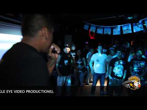 Edifica - Nunca Vamos a Caer (LIVE) Primerer Festival de Hip Hop En Español Desde Brooklyn NY. (видео)