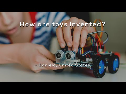 How are toys invented?