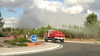 Saint-Jean-d'Illac France  city photos gallery : Un deuxième incendie en 15 jours à Saint-Jean-d'Illac en Gironde
