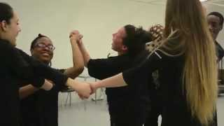 Download Lagu Team Building Exercise - The Human Knot Mp3