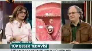 Tüp Bebek Tedavisi - 24TV Sağlık Merkezi - Prof. Dr. Süha Sönmez
