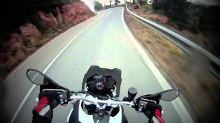 4. BMW F800GS and GoPro Camera
