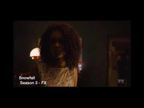 Tristin A. Taylor in Snowfall Season 3 - Episodes 6 & 7