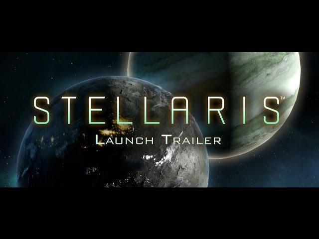 Видео к игре Stellaris